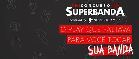 Concurso SuperBanda do Santander Universidades